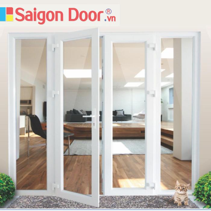 Kiểm tra cửa sau khi thi công giúp đảm bảo cửa hoạt động tốt, bền, đẹp