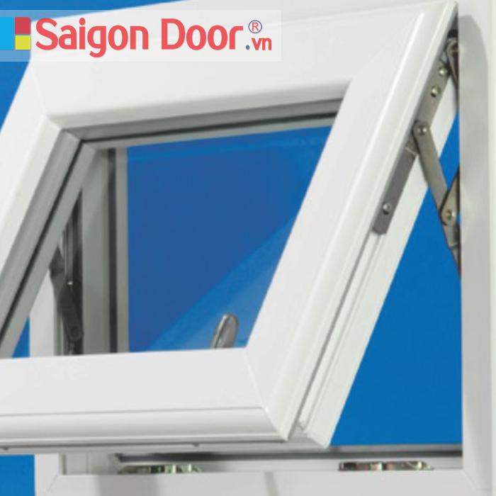 SaiGonDoor là đơn vị chuyên thi công cửa nhựa lõi thép QUẬN 11 HCM